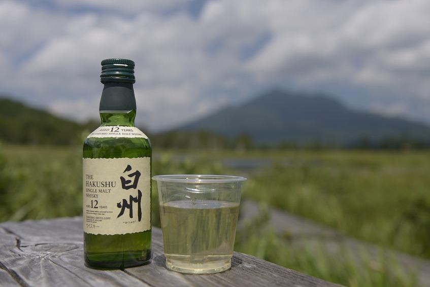 知っていましたか? 尾瀬の天然水で割るとウイスキーはもっと美味しくなります
