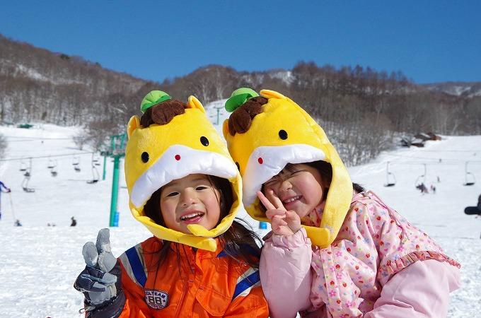 キッズ向けのスキー教室もあります♪